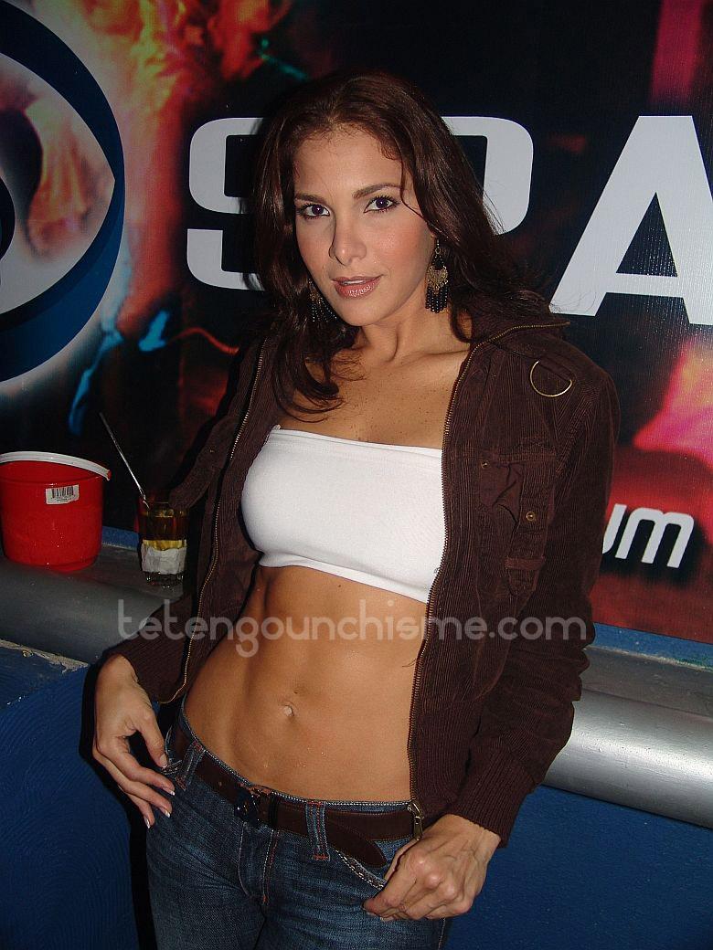 Jessika Grau en Puerto Ordaz
