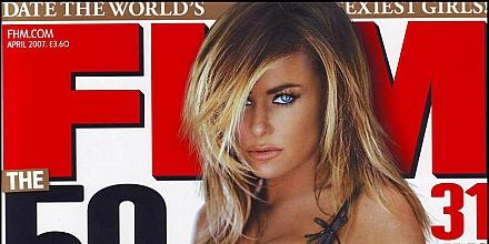 Carmen Electra | FHM Abril 2007
