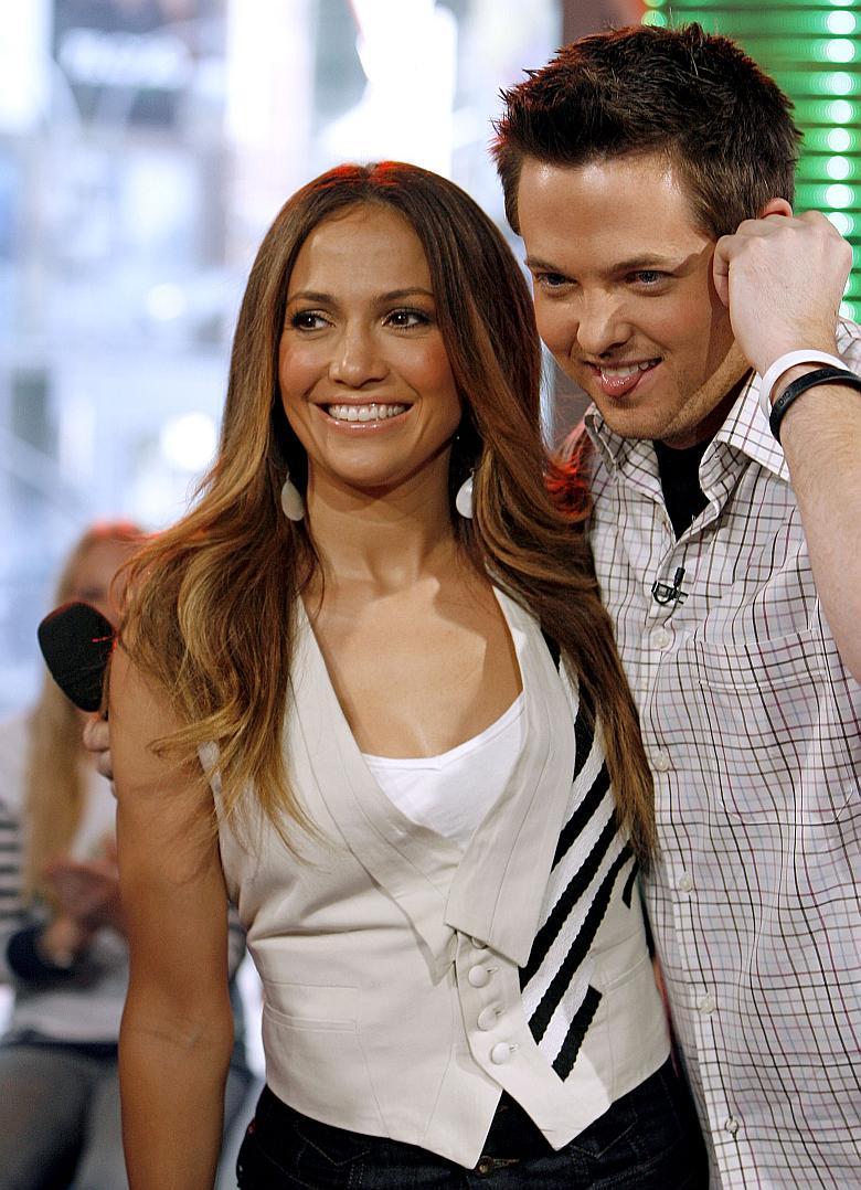 Jennifer Lopez en TRL (MTV)