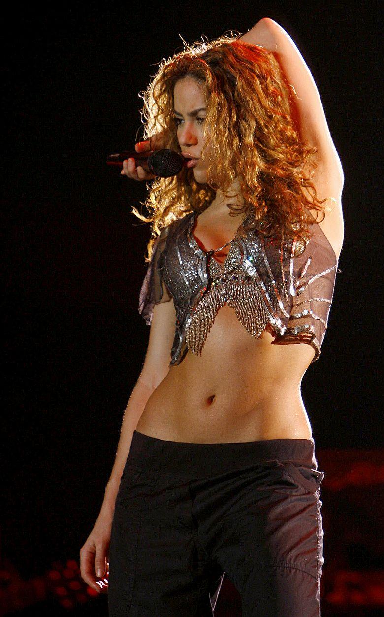 Shakira en Mumbai, India