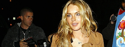 Lindsay Lohan quiere ser Lady Di