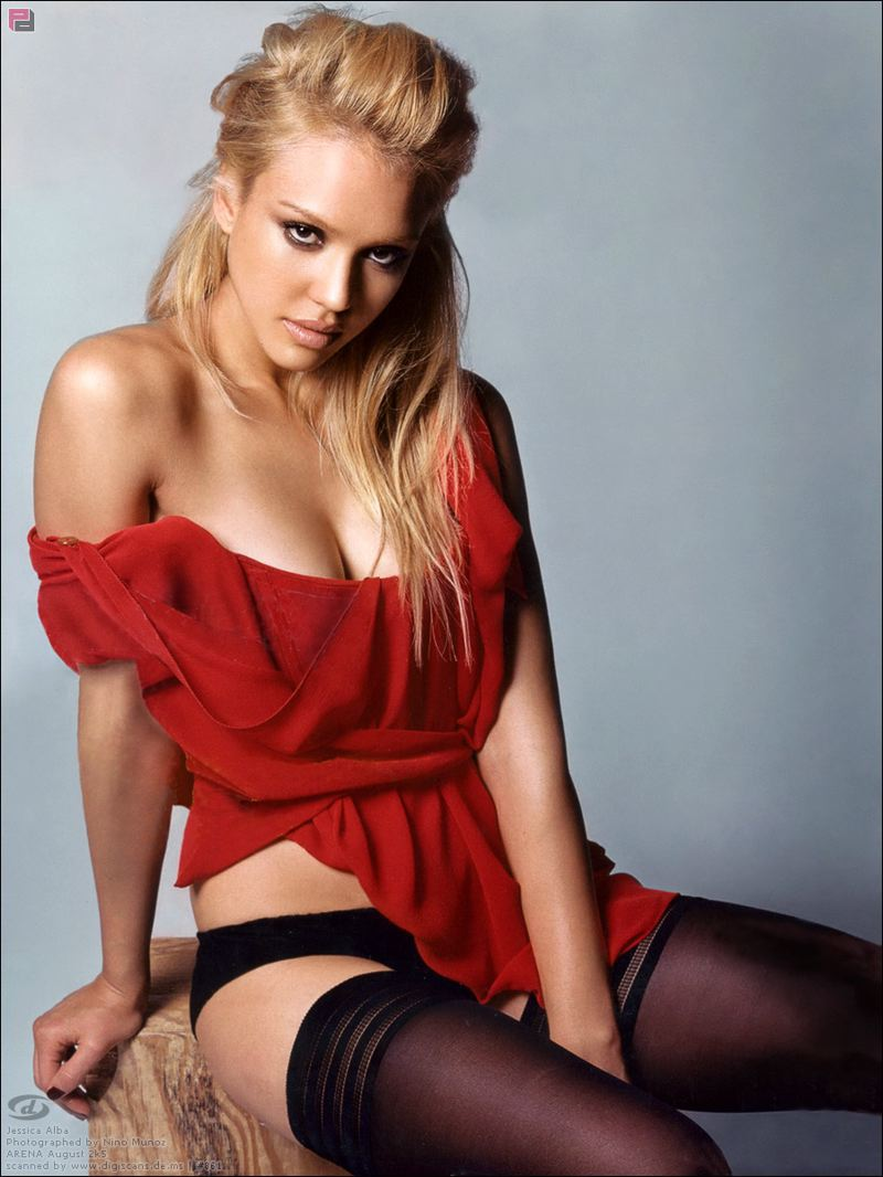 Jessica Alba Very Hot