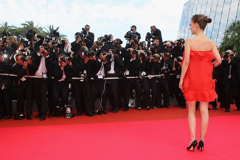 Natalie Portman en el estreno de 'Che' en Cannes